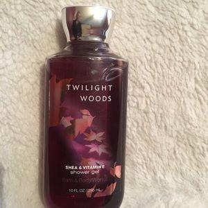 Bath & Body works body wash Twilight Woods
